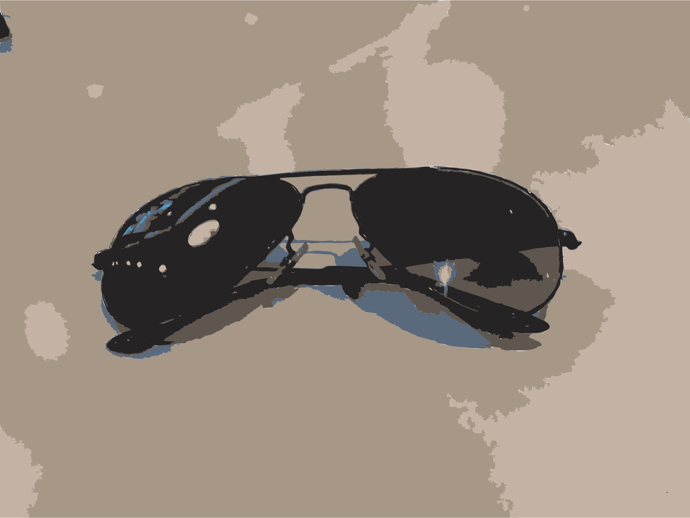 Sunglasses from another angle by rejon